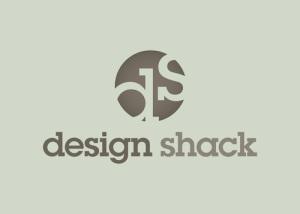 Design Shack logo and link